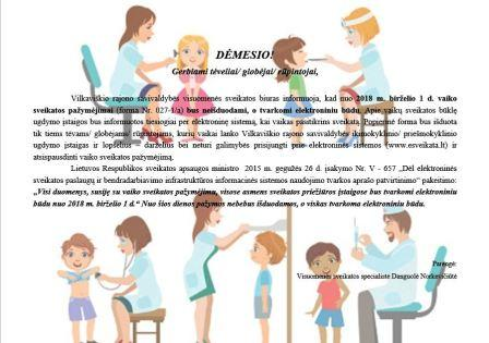 Fiksavimas Dėmesio vaikų tėvai