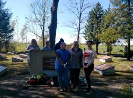 Karių kapų tvarkymas 4