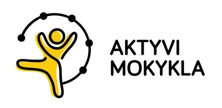 AM logo geltonas